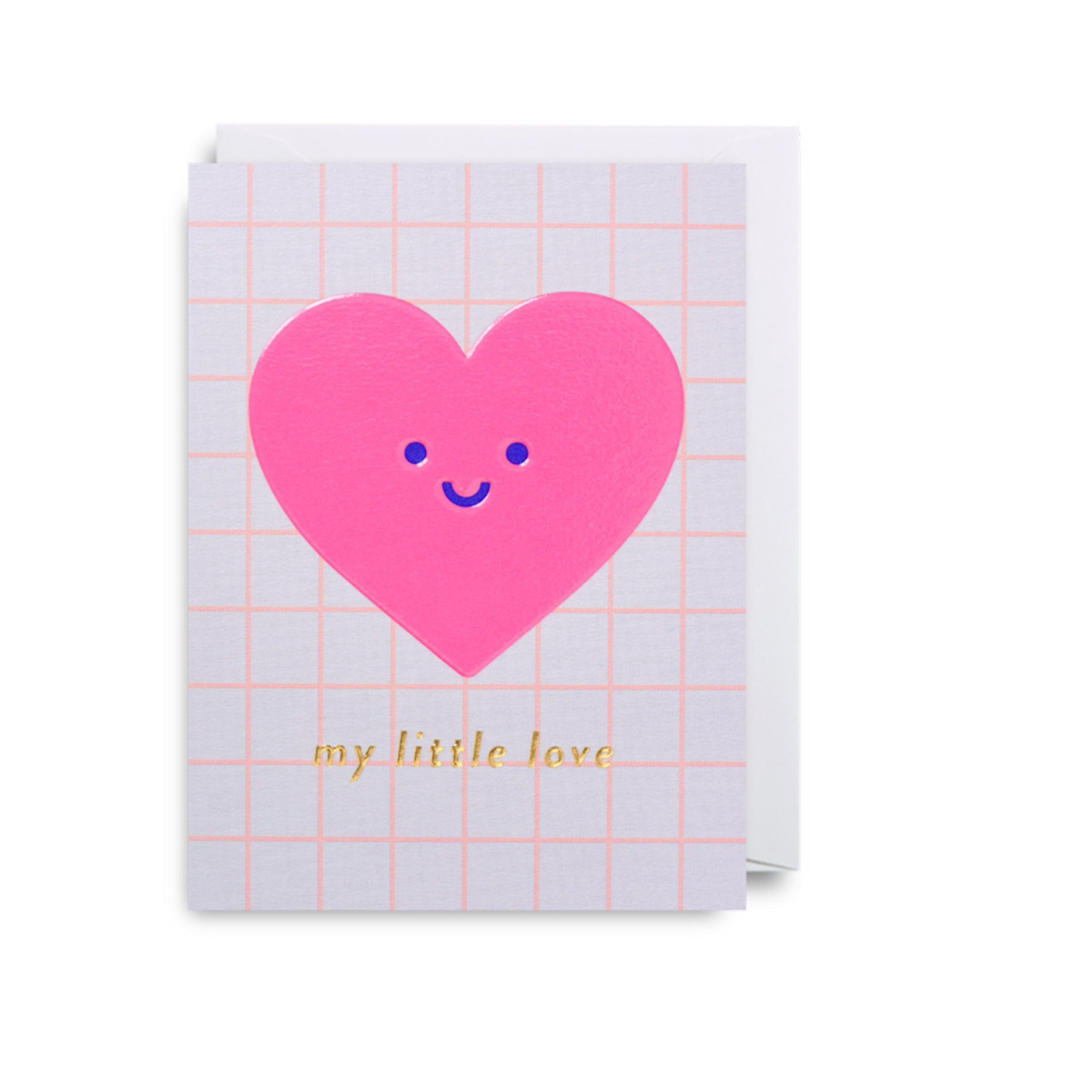 'My Little Love' - Mini Card