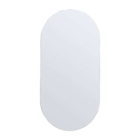 Oval Shaped Mirror - House Doctor
