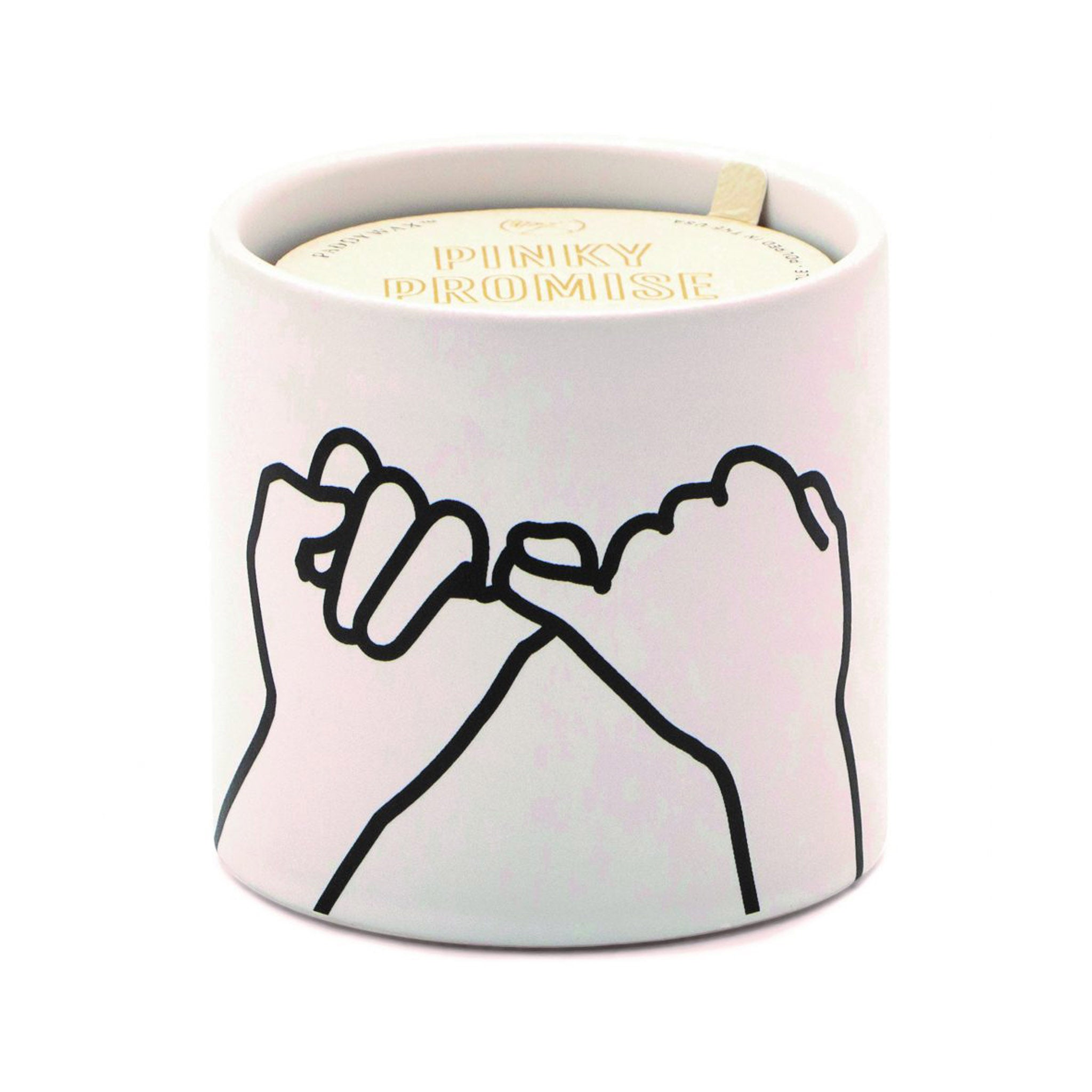 'Pinky Promise' Wild Fig & Cedar Candle - Five And Dime