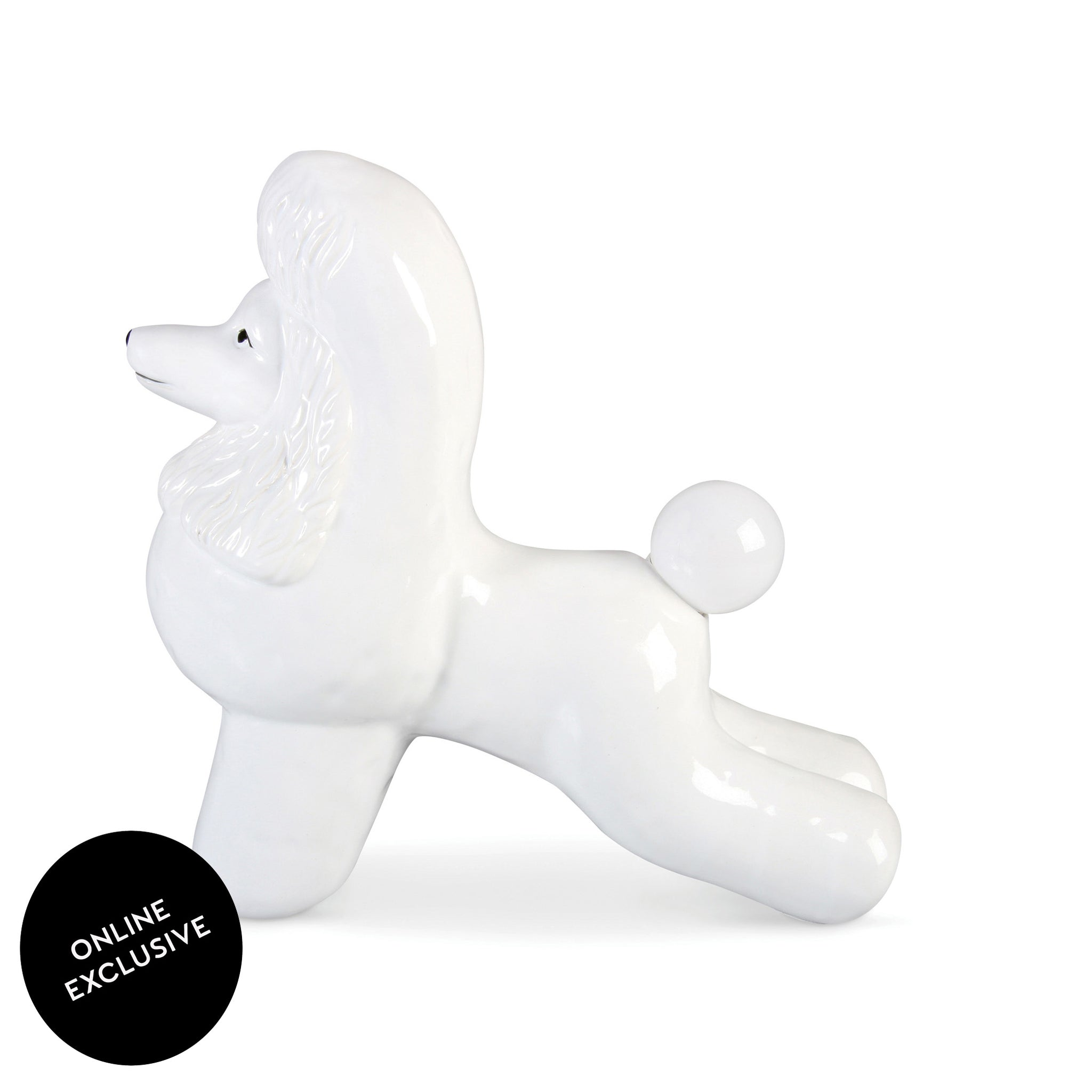 Poodle Table Lamp &Klevering