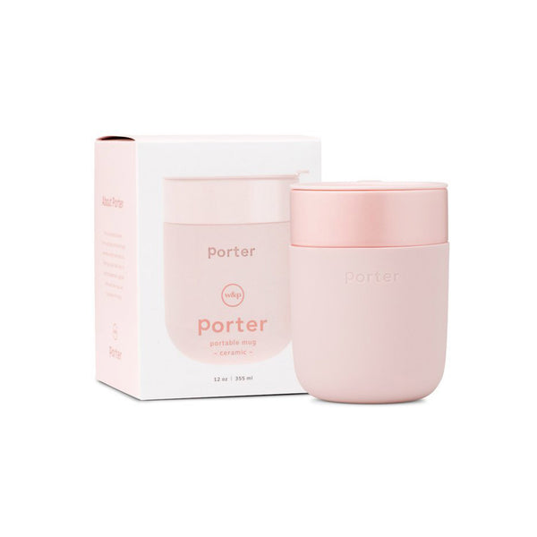 The Porter Mug - 'Blush' 12oz - Five And Dime