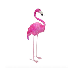 Feathered Flamingo Decoration (Small) Talking Tables