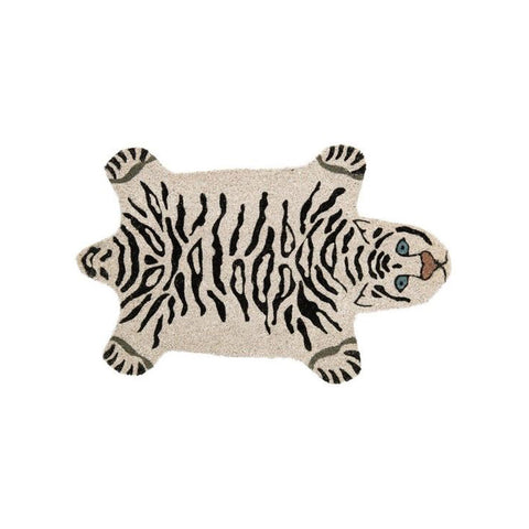 'White Tiger' Doormat - Five And Dime