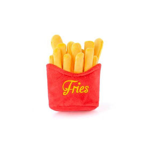 'French Fries' Plush Dog Toy - Five And Dime