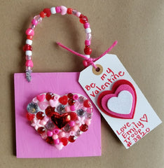 girl scout workshop, art workshops, art classes for kids, art badges, valentine art