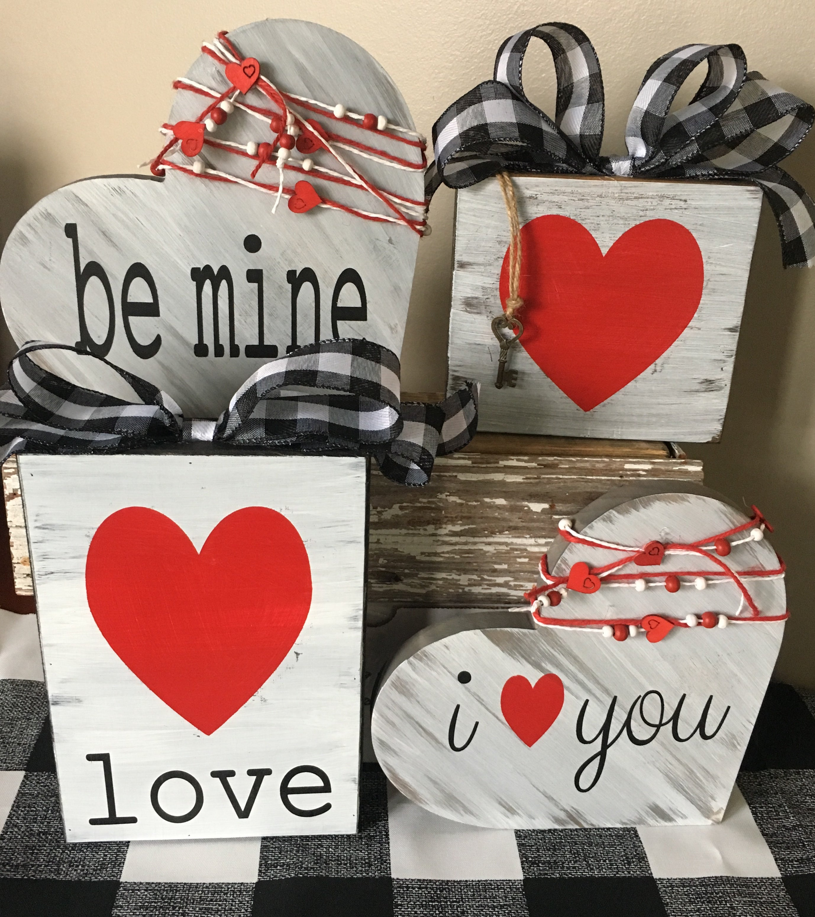 valentines day signs