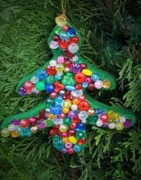 girl scout holiday event, girl scout ornament making workshop