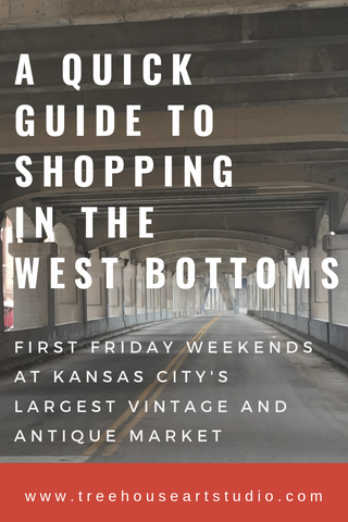 first friday weekends, vintage and antique shopping, west bottoms, kansas city, things to do in kansas city, shopping in kansas city