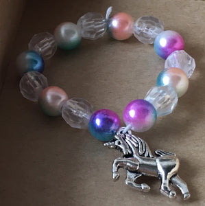 Craft Kit - Mirrored Jewelry Box and Unicorn Bracelet (limited availability)
