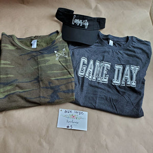 Bundle #5 (Apparel - women's size L)