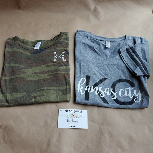 Bundle #6 (Apparel - women's size S)