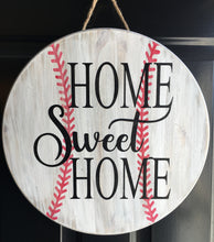 Home Sweet Home Sign - April 12th, ages 18 and up
