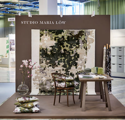 Concept Camouflage at Stockholm Furniture Fair, 2018
