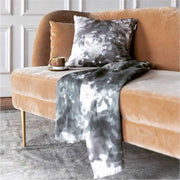 Camouflage Cushion Plum