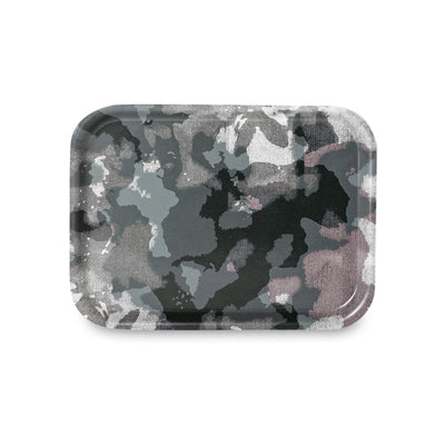 Camouflage Tray Grey Green, small