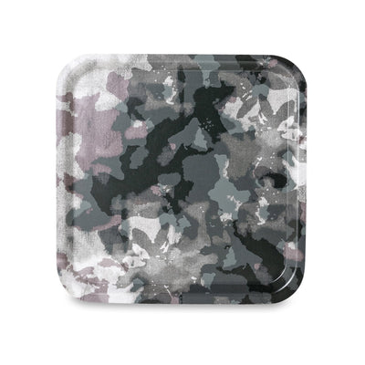 Camouflage Tray Grey Green