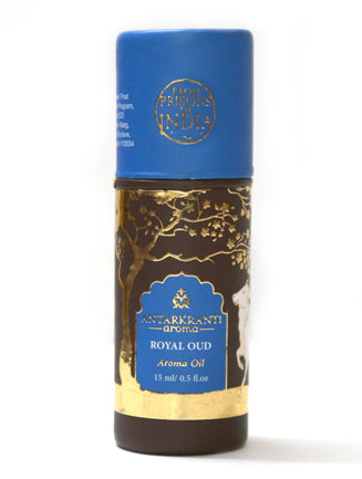 Royal Oud Diffuser Aroma Oil