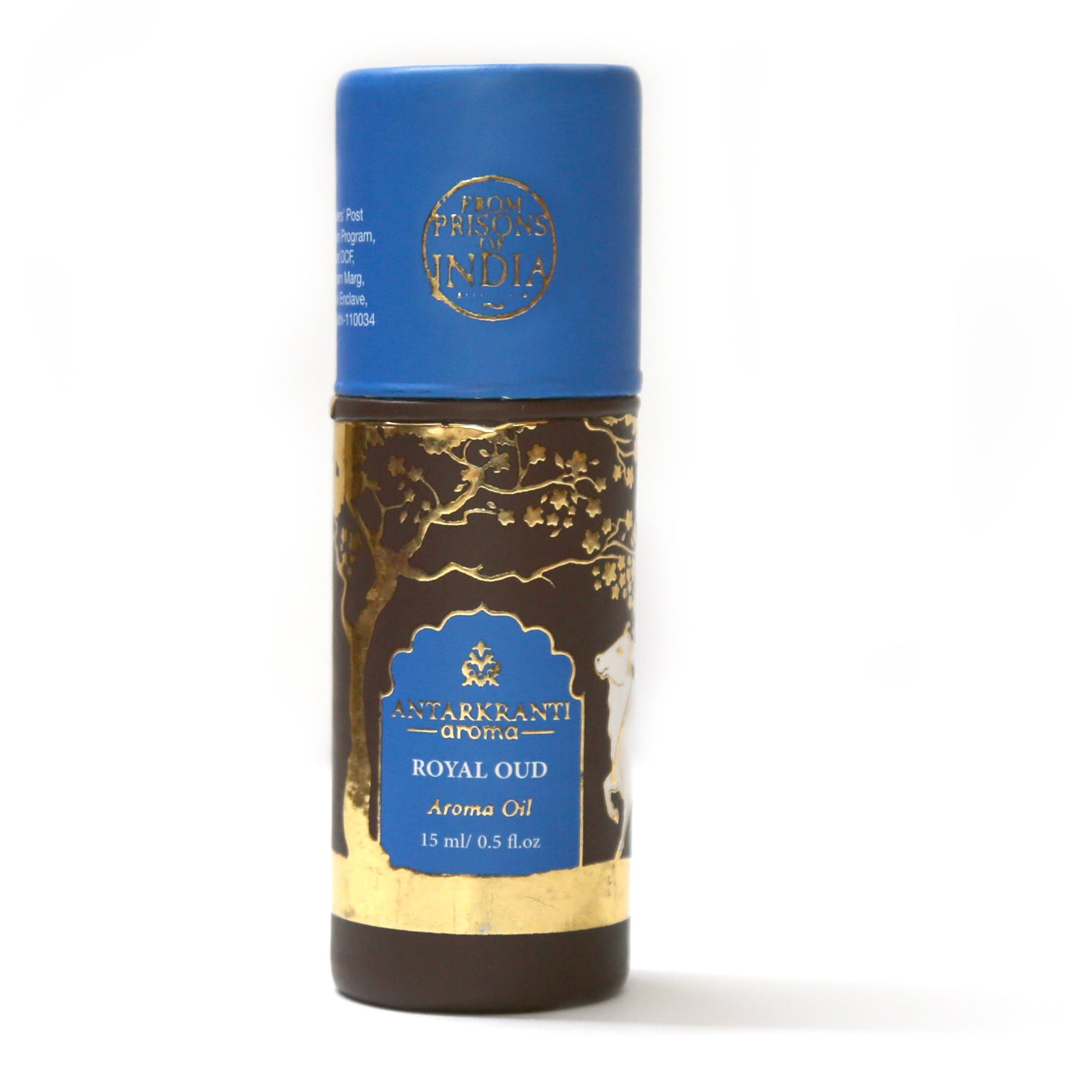 Royal Oud Essential Oil