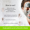 Earth Inspired Activated Bamboo Charcoal Face Mask