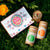 Classic 3 in 1 Gift Set Herbal Holi Gulal. Herbal Holi Color 3 in 1 Gift Set.