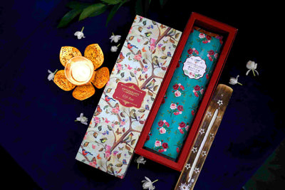 Floral Incenses Gift Set