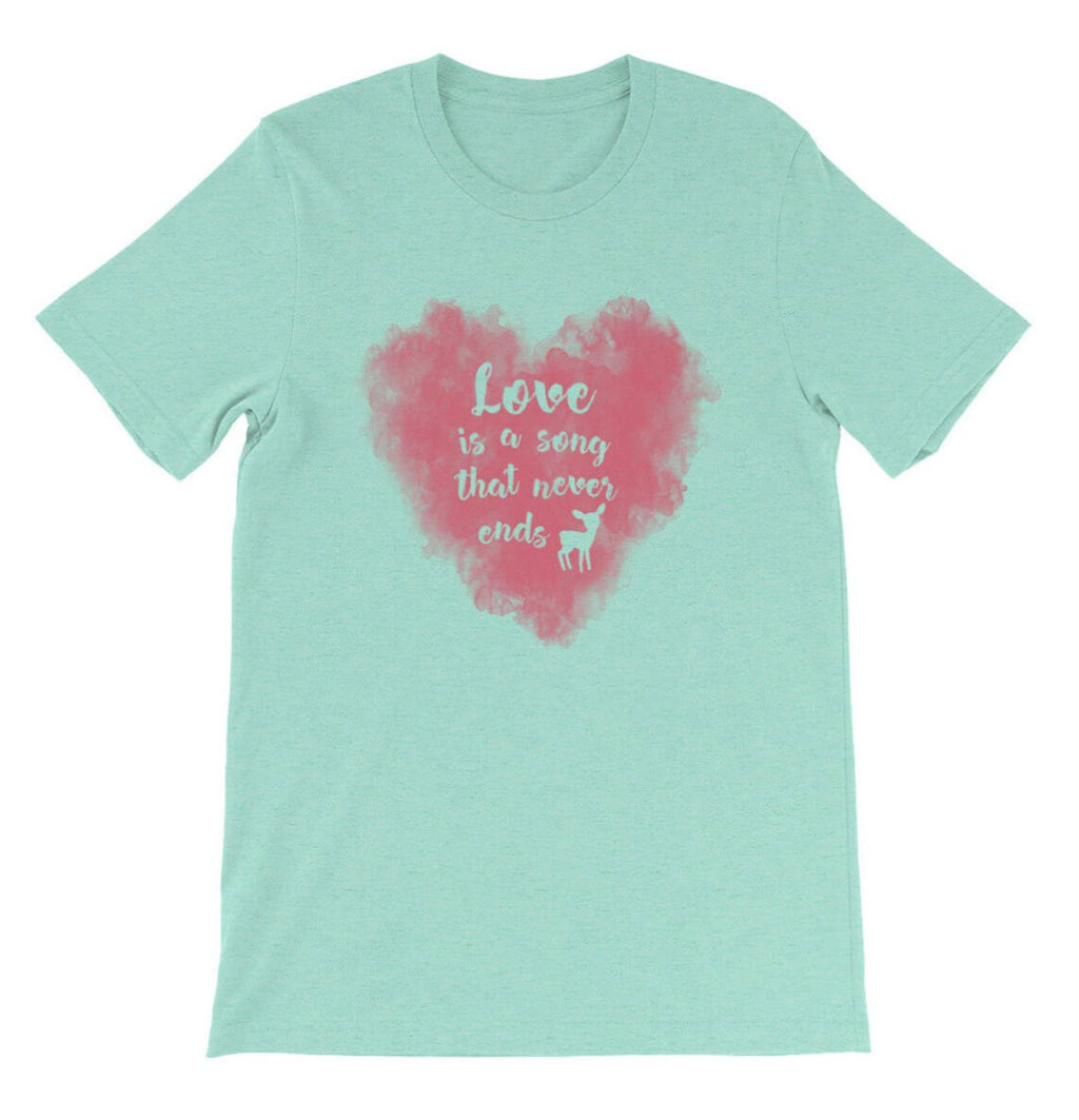 Love is a Song Tee