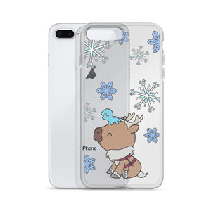 Frozen Friends Iphone Case