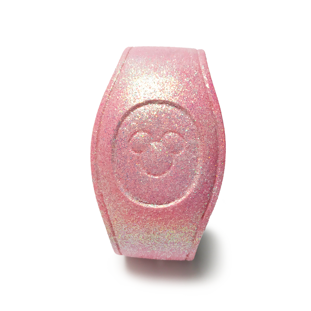 Millennial Pink Glitter Magic Band