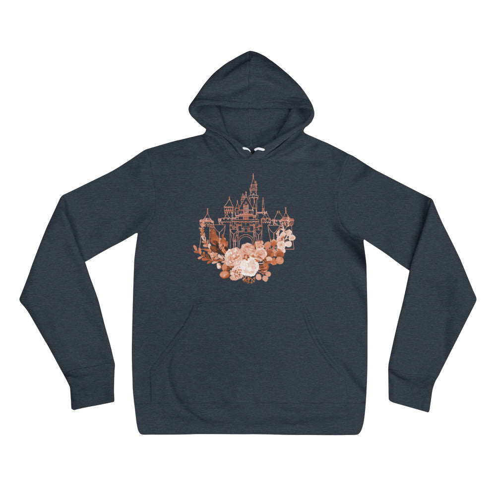 Rose Gold California Castle Dreamin' Hoodie