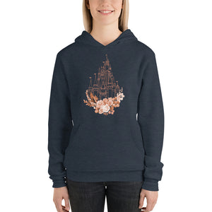 Rose Gold Castle Dreamin' Hoodie