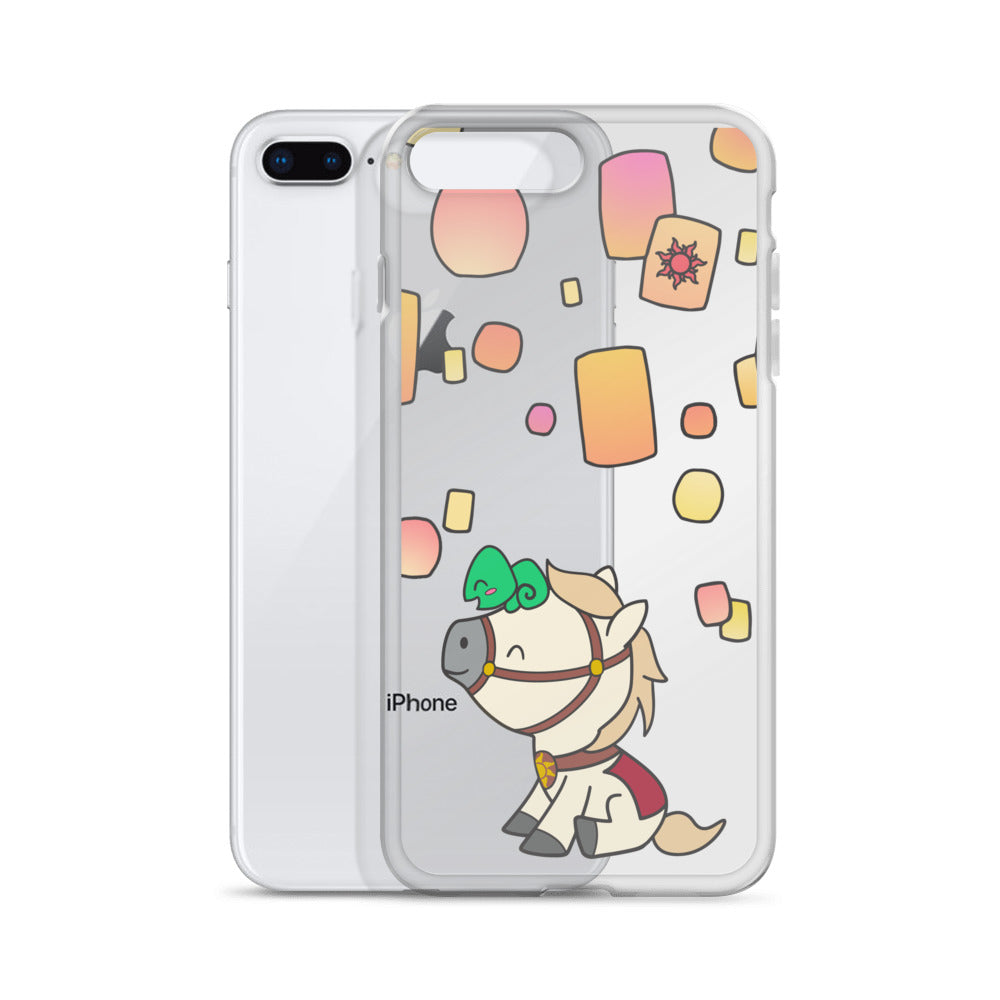 Punzie's Pal's iPhone Case