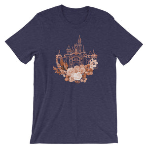 Rose Gold California Castle Dreamin' Tee