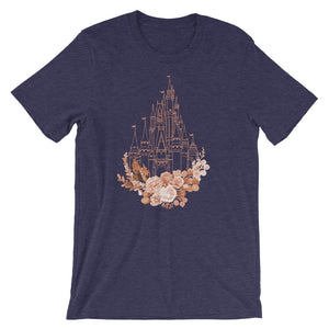 Rose Gold Castle Dreamin' Tee