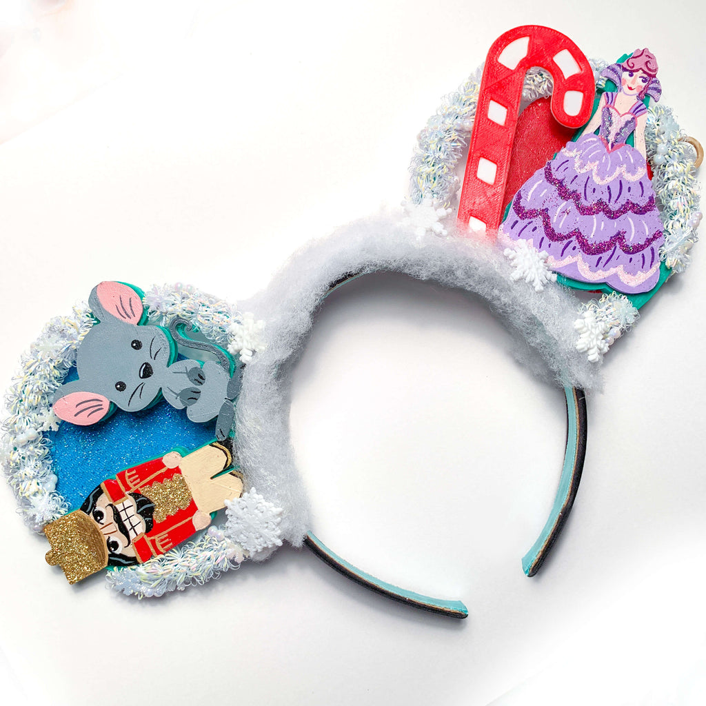 One of a Kind Nutcracker Christmas Ears