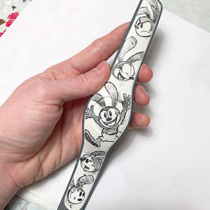 Custom Sketch Character Magic Band