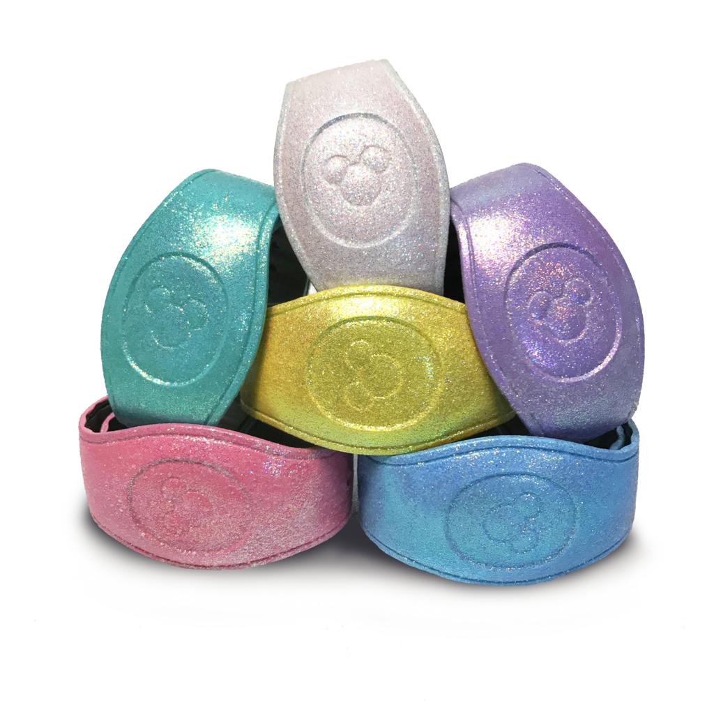 Pastel Princess Glitter Magic Band