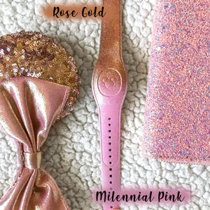 Ombre Glitter Magic Band