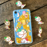 Punzie's Pals Liquid Glitter iPhone Case
