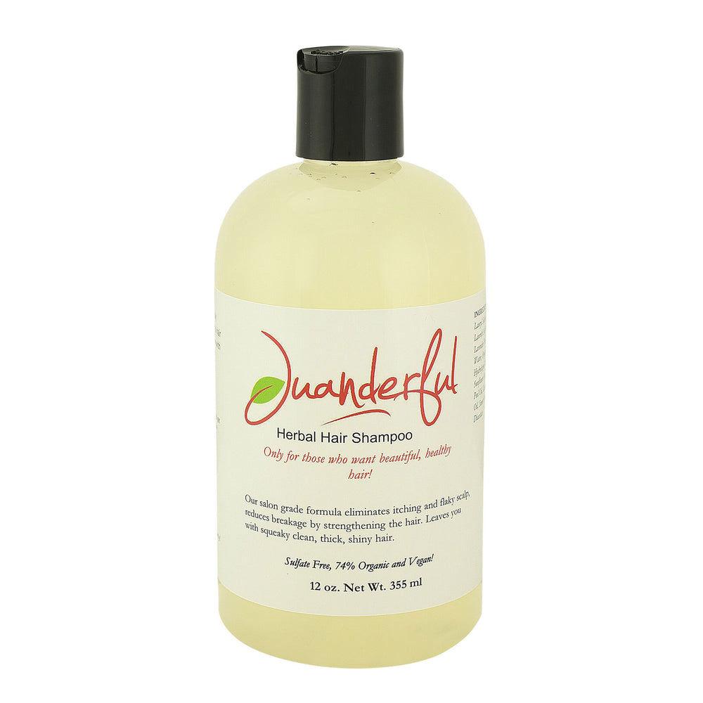 Herbal Shampoo - Hair Care - juanderfulhairskin - juanderfulhairskin