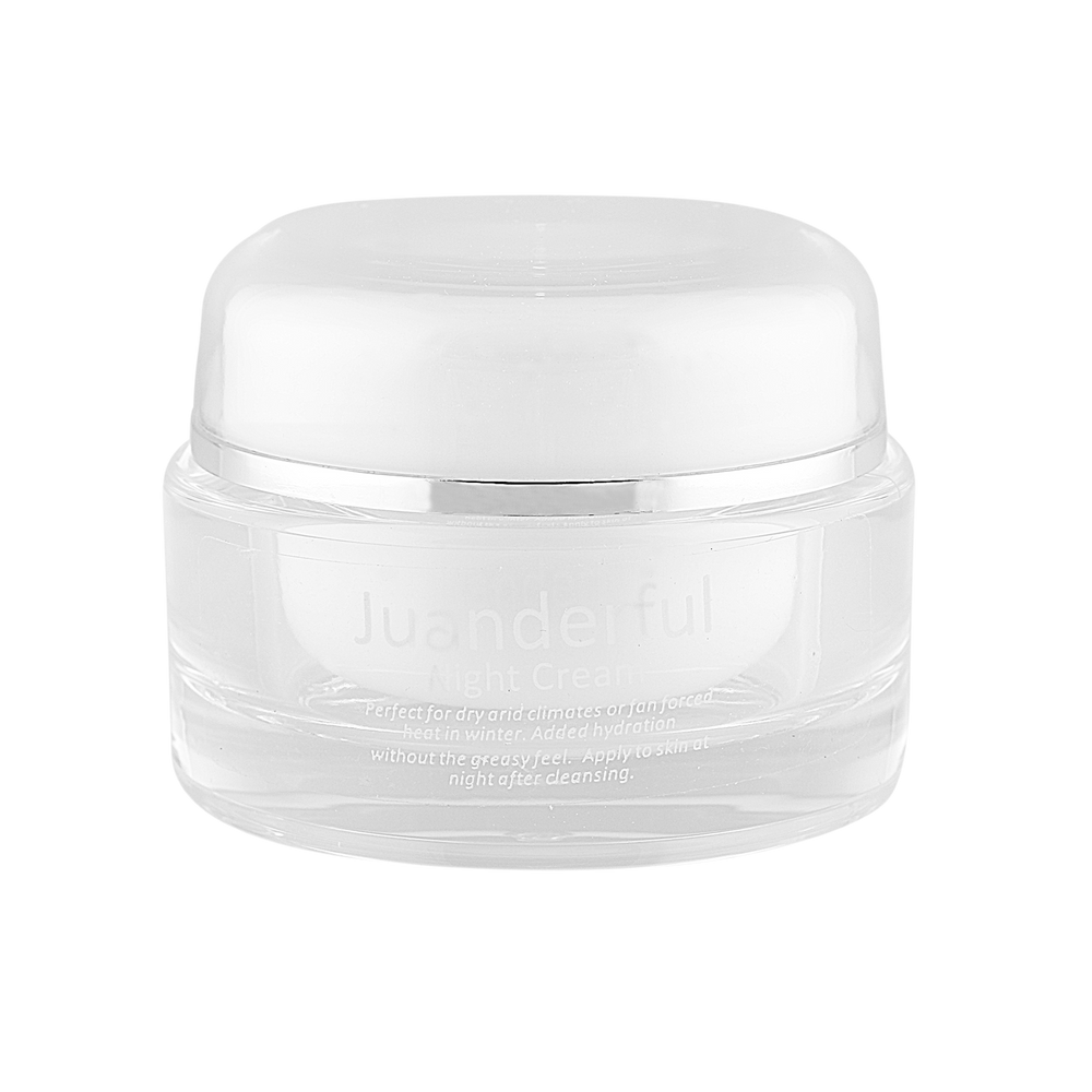 Night Cream - Skin Care - juanderfulhairskin - juanderfulhairskin