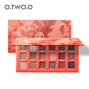 O.TWO.O OCEAN MYSTERY Eyeshadow Palette - O.TWO.O Makeup Official Site