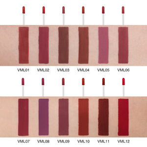 O.TWO.O 12colors Easy to Wear Matte Lipstick - O.TWO.O Makeup Official Site