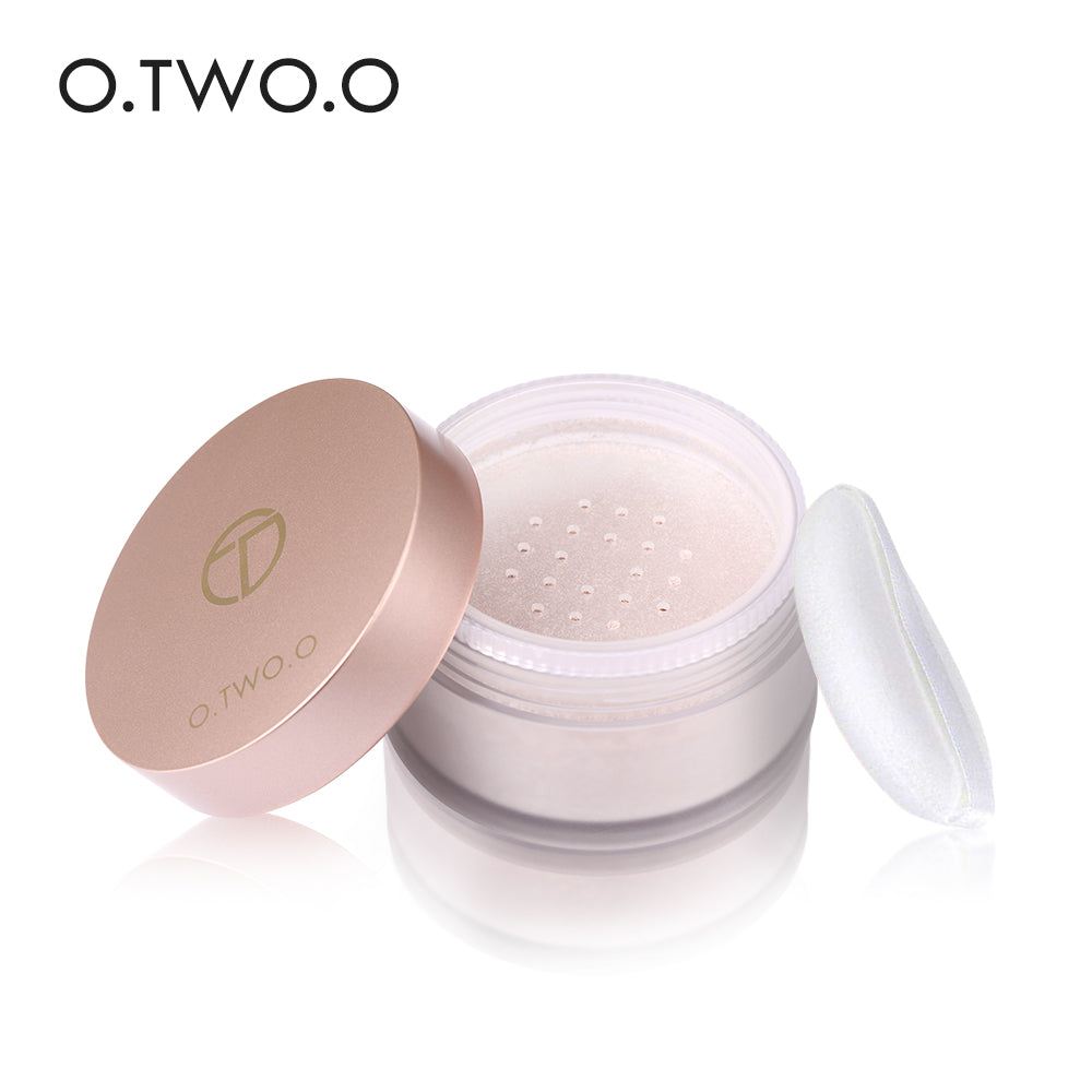 O.TWO.O 2 colors Smooth Loose Powder