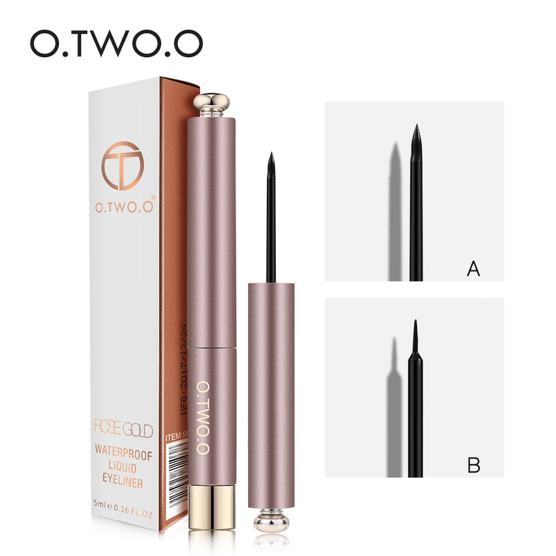 O.TWO.O Waterproof Liquid Eyeliner - O.TWO.O Makeup Official Site