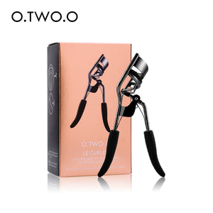O.TWO.O Makeup Eyelash Curler Beauty Tools Lady Women Lash Nature Curl Style Cute Eyelash Handle Curl Eye Lash Curler 2 Colors