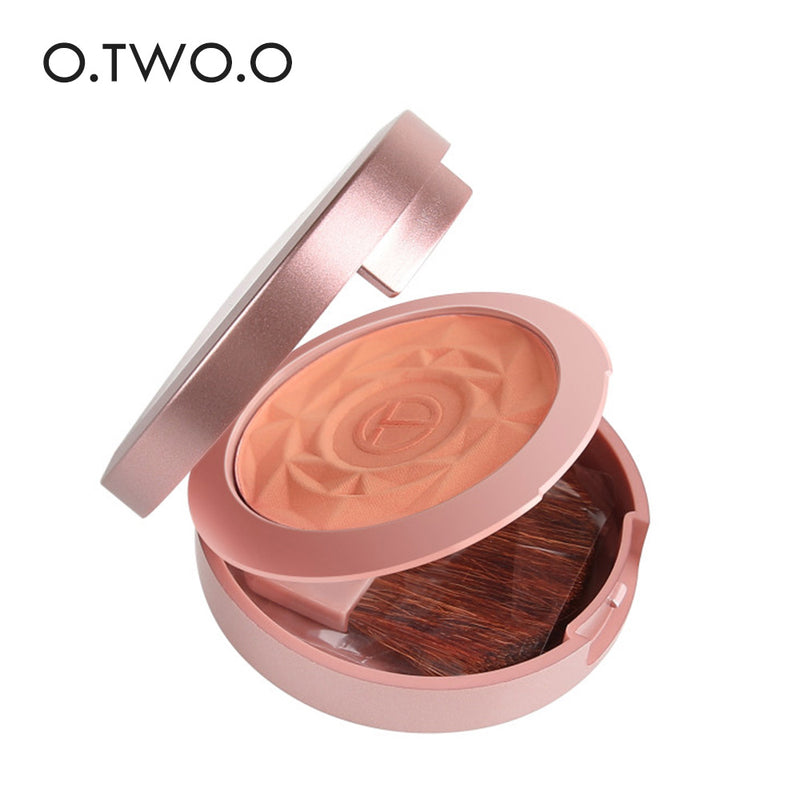 O.TWO.O Blush Powder ROSE WORD