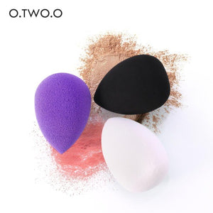 O.TWO.O  Drop Shape Makeup Sponge Puff - O.TWO.O Makeup Official Site