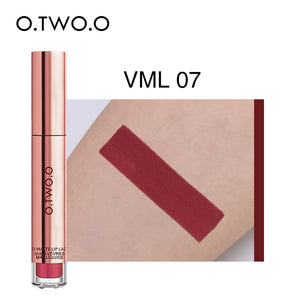 O.TWO.O Waterproof Matte Lipstick #07