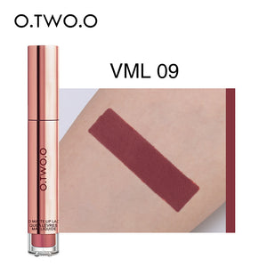 O.TWO.O 12colors Easy to Wear Matte Lipstick