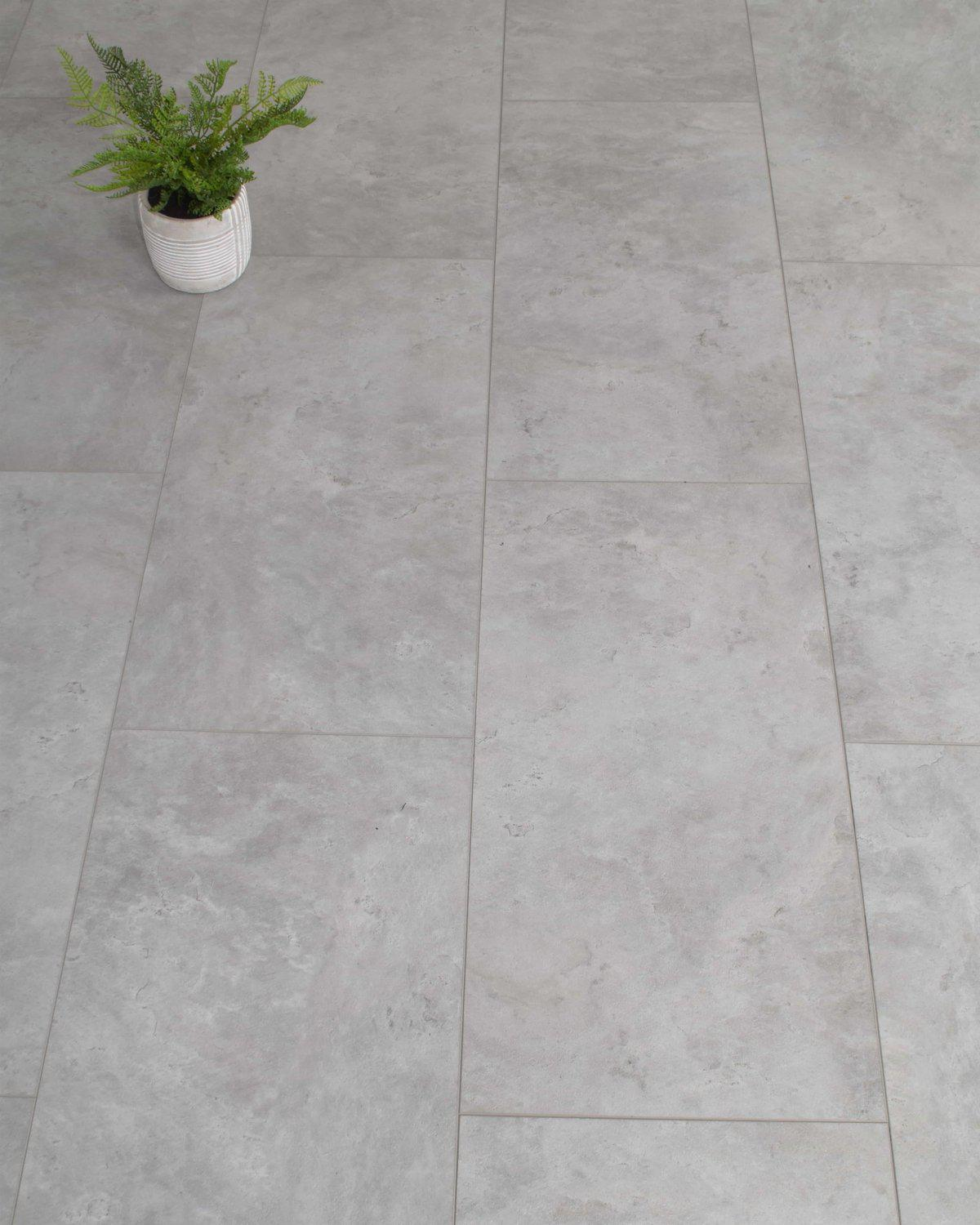 Underfoot Ganges Chrome Slate Tile